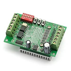 J-Deal CNC Router Single 1 Axis 3A TB6560 Stepper Motor Driver Board Controller Kit