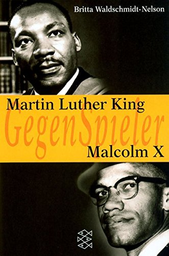 Martin Luther King, Malcolm X
