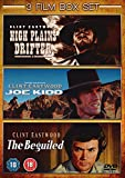 HIGH PLAINS/JOE KIDD/BEGUILED [DVD]