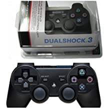 Pacificdeals Sealed Pack PlayStation 3 Wireless Controller - Black
