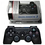 #9: New Sealed Pack PlayStation 3 Wireless Controller - Black