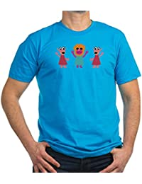CafePress - Mahna Mahna T-Shirt - Men's Fitted T-Shirt (dark)