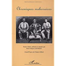 Chroniques mahoraises