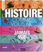 L'Histoire comme vous ne l'avez jamais vue de Collectif d'auteurs