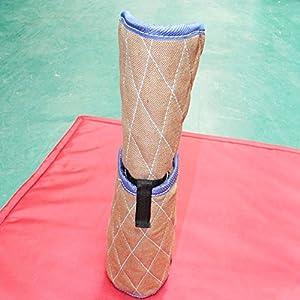 Myyxt Base de chien d'entraînement Manchons de protection Épaissie Résistance à la morsure Résistant aux rayures Protecteurs