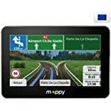 Mappy ULTI S546 GPS Satellite Navigation Unit for European Countries Fixed 16:9 Screen