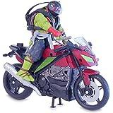 Tortugas Ninja - Movie 2 Raph con motocicleta (Giochi Preziosi TUV04000)