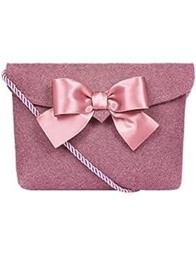 ALMBOCK Trachten-Tasche für Damen - versch. Trachten-Ledertaschen | Herztasche, Spatzl-Tasche, Lederhosen-Tasche...