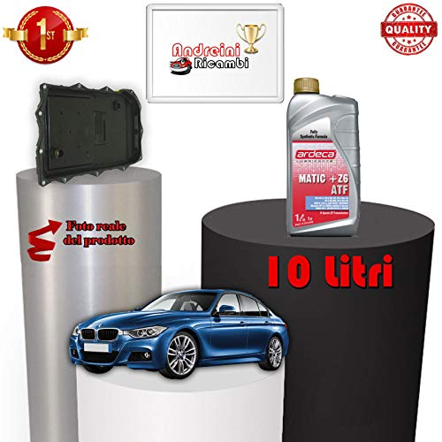 KIT FILTRO CAMBIO AUTOMATICO E OLIO SERIE 3 F30 330 D 190KW 2013 -> |1098