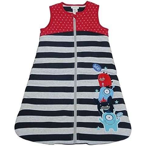 Saco de dormir para bebé (2,5tog cama 6–24Mes–niños y niñas diseños por Pitter