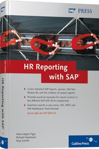 HR Reporting with SAP by Hans-J??rgen Figaj (2007-11-28) par Hans-J??rgen Figaj;Richard Ha??mann;Anja Marxsen