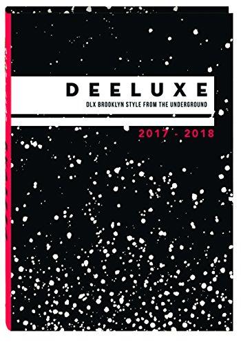 Deeluxe 1974Diary School 2017/2018Soft Cover