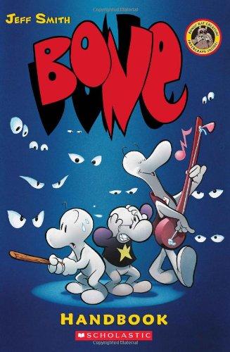 Bone Handbook por Jeff Smith