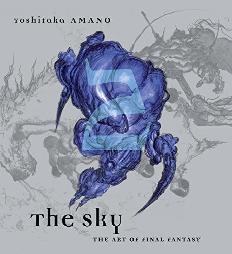 The Sky: The Art of Final Fantasy Book 2 Gaming-hutch