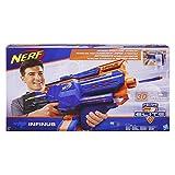 Nerf - Nerf Elite Infinus et Flechettes Nerf Elite Officielles