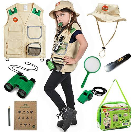 - Safari Explorer Halloween Kostüm