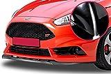 CSR-Automotive Cupspoilerlippe Spoilerschwert mit ABE Schwarz glänzend Glossy CSL104-G