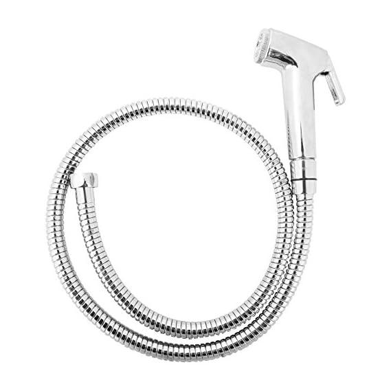 HORSEWAY Conti Bidet Shower Set (Silver)
