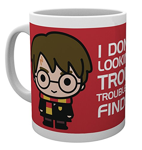 GB Eye LTD, Harry Potter, Front and Back, Taza