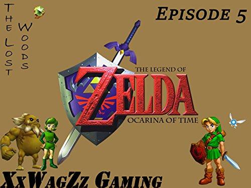 Clip: The Legend of Zelda Ocarina of Time Episode 5