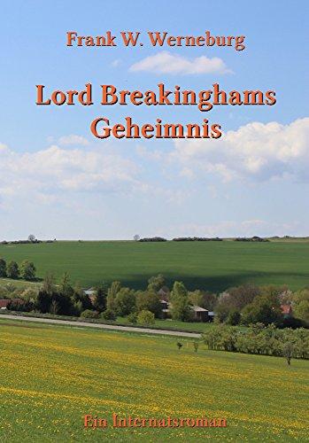 Buchseite und Rezensionen zu 'Lord Breakinghams Geheimnis: Ein Internatsroman' von Frank W. Werneburg