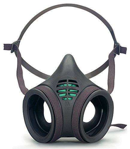 MOLDEX 868002 Mehrwegmasken-Körper Größe M wiederverwendbar, ohne Filter Serie 8000 -