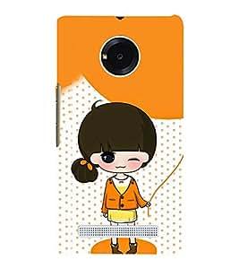 Fuson Designer Back Case Cover for YU Yunique (Superb girl design :: Attractive girl design :: Lovely girl design :: Cute girl design :: Baby doll design)