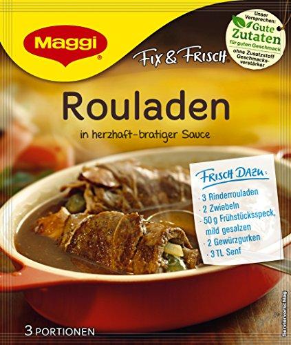 Maggi fix und frisch Rouladen, 33 g