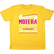 HippoWarehouse Super Increíble Motera acercándose sin tiempo para Autógrafos camiseta manga corta niños ...