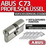 Profilzylinder mit NOT - UND GEFAHRENFUNKTION C 73, 35/45