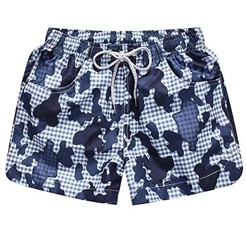 O-C Womens'beach shorts summer beach pants medium