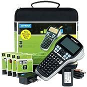 Dymo LabelManager 420P ABC-Tastatur im praktischen Koffer (SoftCase)
