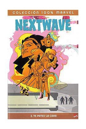 Next Wave 2, Te pateo la cara
