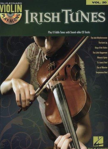 Violin Play-Along Volume 20 Cover Image