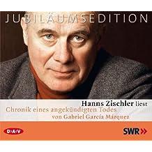 Chronik eines angekündigten Todes.3 CD`s, Jubiläumsausgabe