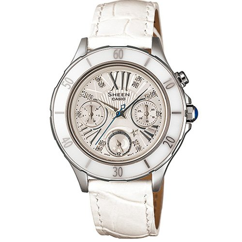 Casio Damas Watch Sheen Reloj SHE-3505L-7A