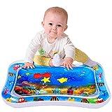 Bambini Tappetino Gonfiabile per la Pancia Stimolare la Crescita del Tuo Bambino Bambini Materassino per Giochi d'acqua