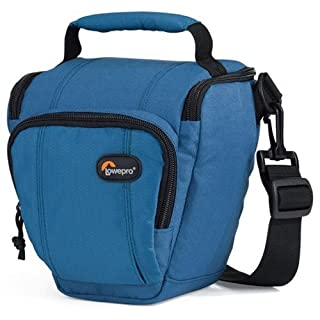 Lowepro Toploader Zoom 45 AW - Funda para cámara (correa para hombro, cierre de cremallera), color azul marino (B0038ZL8GY) | Amazon price tracker / tracking, Amazon price history charts, Amazon price watches, Amazon price drop alerts