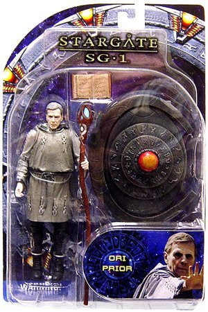 Stargate SG-1 Series 3 > Ori Prior Action Figure by Art Asylum, Figurines