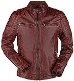 Gipsy Camren SF NSLVW Leder-Jacke rot XL