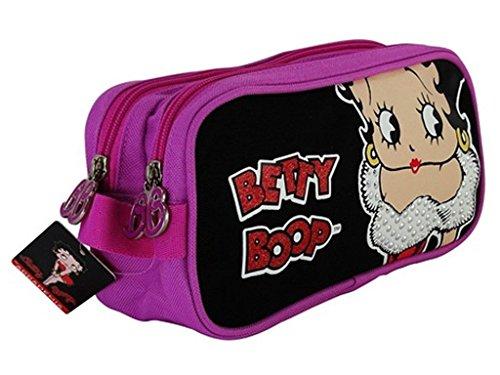 Betty Boop Make Up und Zubehör Reisetasche (Make Boop Up Betty)