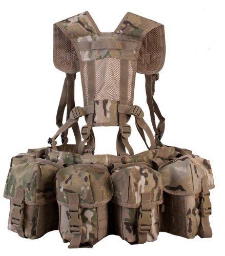 army-us-military-british-combat-full-webbing-belt-set-system-para-airborne-multicam-multi-cam