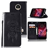 Moto Z2 Play Case, Motorola Z2 Play Droid Cover For Girls,