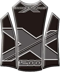 Psler Motorrad Kraftstoff Tankpad Schutz Aufkleber Decals Für Vfr1200x Auto