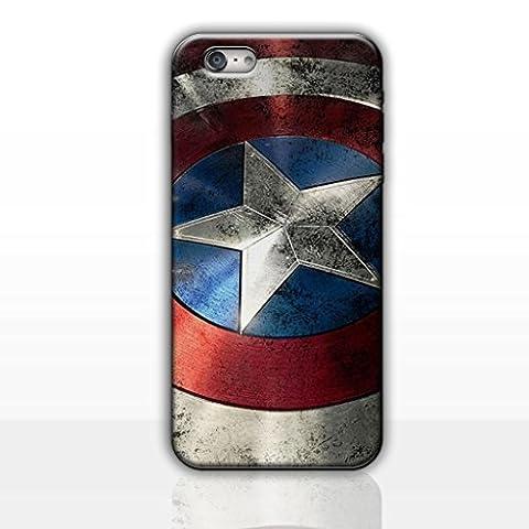 iPhone 7 Comique Étui Rigide pour Téléphone / Coque pour Apple iPhone 7 / Protecteur D