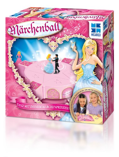 Megableu 678456 - Märchenball, elektronisches Spiel