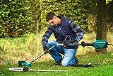 Bosch DIY Antriebseinheit AMW 10, Heckenschneidervorsatz, Schultergurt, Karton (1.000 W, 43 cm Messerlänge, 15 mm Messerabstand)