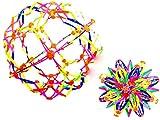 Lote 12 - 28 cm multicolor elástico Magic Bullet - Calidad...