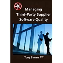 Managing Third-Party Supplier Software Quality