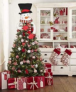 Sayala Árbol de Navidad, Santa